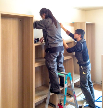 おしゃれIKEA家具組立のお仕事!DIYが大好きな方必見!